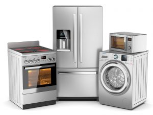bigstock-Home-Appliances-Group-Of-Silv-102244892-300x225
